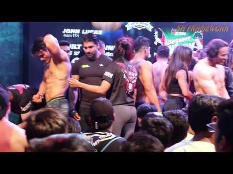 BodyPower Expo 2017 Mumbai India | Fitness Event | Body Building Part - 13