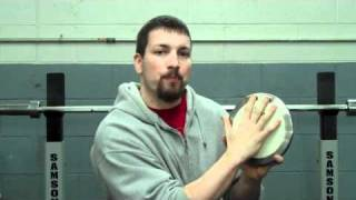Discus Video #2 - Proper Grip and Release