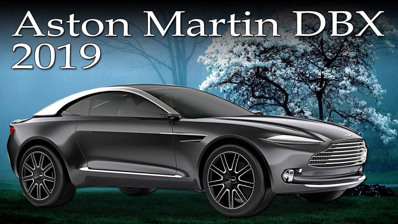 All-New 2019 Aston Martin DBX Final Production Design