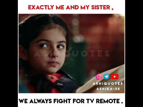 Girls WhatsApp status | Sister Fight | Akka Thangachi WhatsApp status | Remote Fight | Ashi Quotes