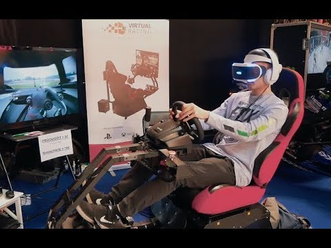 GTL PS4 plug and play Motion simulator from Canis Engineering Ltd