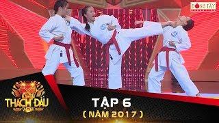 Nữ vận động viên Karate xinh đẹp với bàn tay sắt   Kỳ Tài Thách Đấu 2017   Tập 6 (29/10/2017)