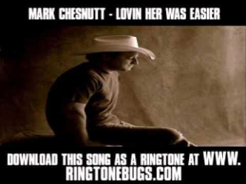 Mark Chesnutt - Lovin Her Was Easier [ New Video + Lyrics + Download ]