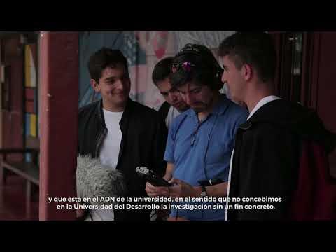 iCono UDD - Investigadores: la pieza clave para cambiar la vida de las personas