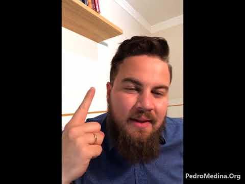 A pessoa precisa ter fé para receber o milagre? Pastor Pedro Medina