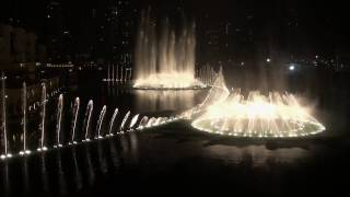 [HD] SPECTACULAR Dubai Fountains -