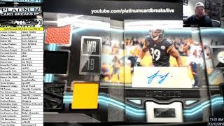2018 Panini Playbook Football 8 Box Inner Case PYT #1