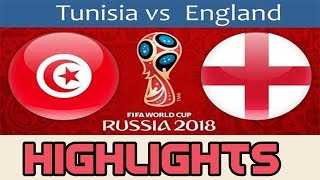 Tunisia v England - 2018 FIFA World Cup Russia™ - Match 14 Highlights - FIFA World Cup 2018