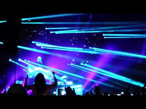 Knock You Out (Hardwell Remix) @ Hardwell - Palacio de los Deportes 06/09/2014