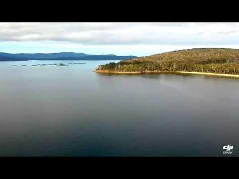 Fishing around South Bruny Tasmania