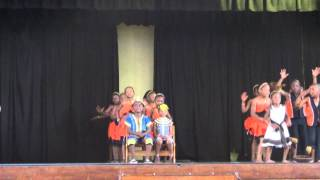 My School Sing And Dance 2014 (Mama Thembu