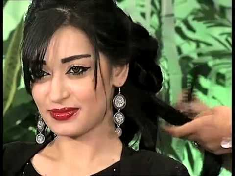 Qatar TV-Sabah el doha 03 model Siwar zitouni - hair