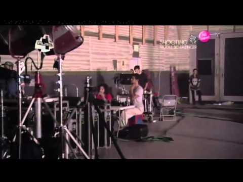 Shooting Nicole Scherzinger - 4Music on the set of Poison (Part 4 - 29th October 2010)