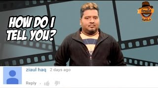 How Do I Tell You? #1   Funny Comment Reactions   Smile Settai