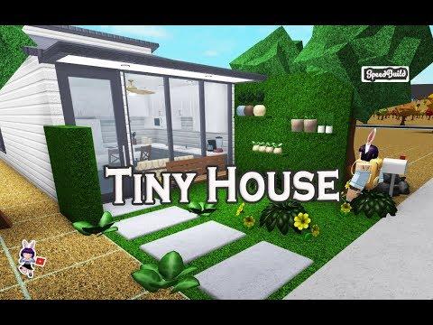 Roblox Bloxburg Speedbuild Tiny House Requested