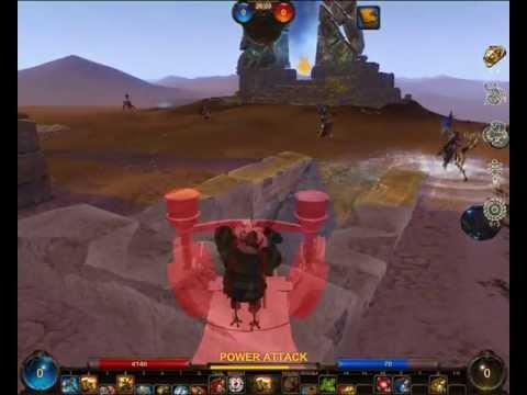 видео: Канонир 30 лвл на храме песчаных бурь