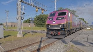 MBTA Service to the Quonset Air Show