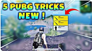 99% Don't know these Hacking Tricks | PUBG Mobile New Tricks 2019