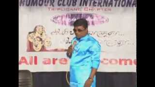 Comedian Vadivel imitated by Vadivel Balaji | Humour Club | Athu Ithu Ethu