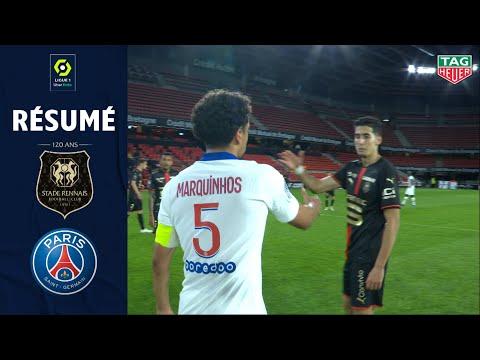 STADE RENNAIS FC - PARIS SAINT-GERMAIN (1 - 1) - Résumé - (SRFC - PSG) / 2020-2021