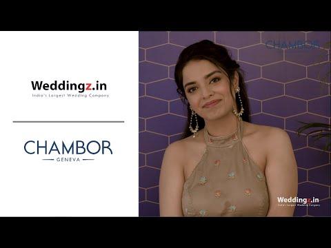 Chambor x Weddingz: Mehendi Look | Makeup Tutorial