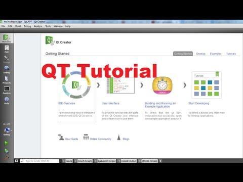 Qt4 Tutorial Pdf