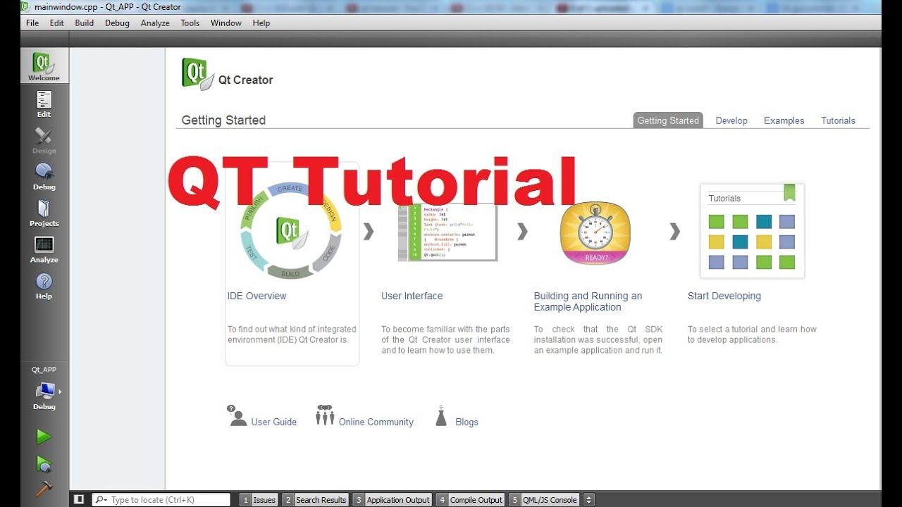 Qt 4 7: Installing Qt For Mac - generatorideal's blog