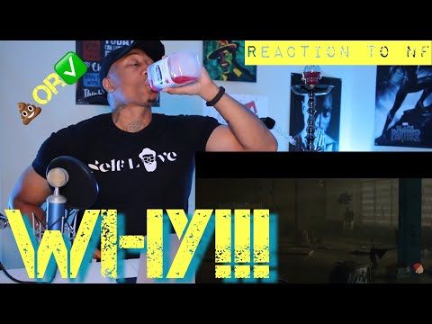 TRASH Or PASS!! NF (Why) [REACTION]