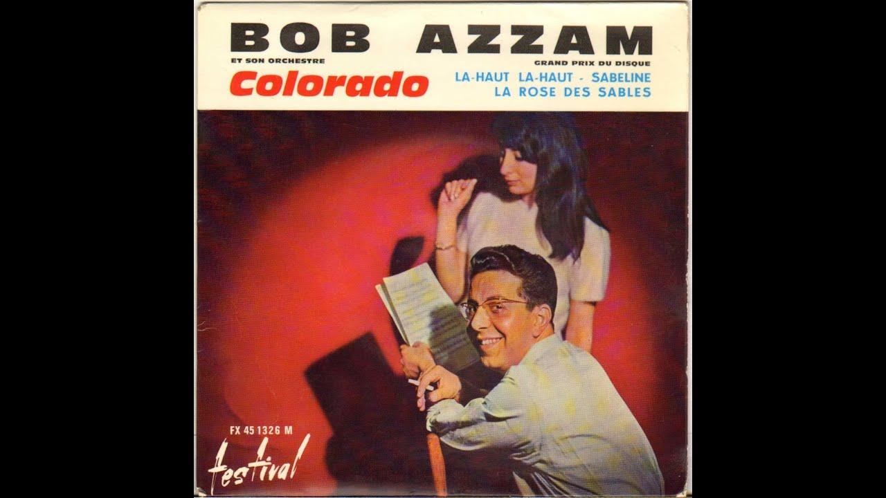 Bob Azzam Et Son Orchestre - Mustapha / Padrone D'O Mare / Tintarella Di Luna / Ti Adorero