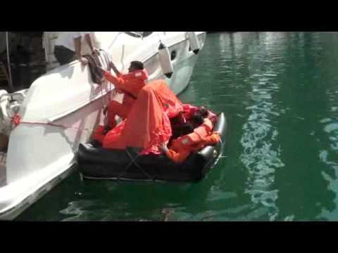 STCW Basic Safety Training Odyssey Dubai. Session November 2015. Survival Part 1