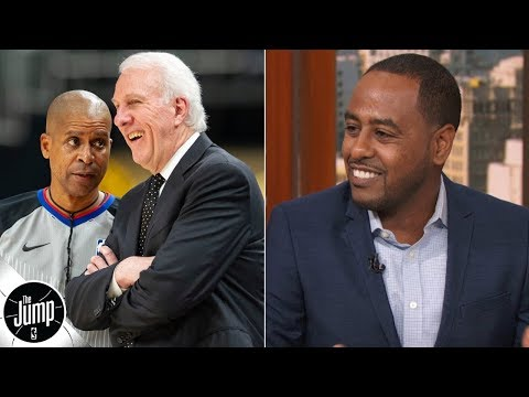 Gregg Popovich is the greatest NBA coach of all time - Amin Elhassan | The Jump