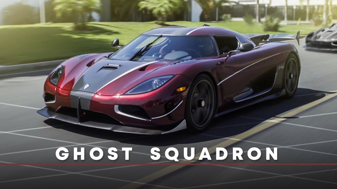 Ghost Squadron The Koenigsegg Owners With World S Fastest Production Car