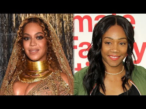 Tiffany Haddish Recalls Watching An Actress BITE Beyonce's Face?!