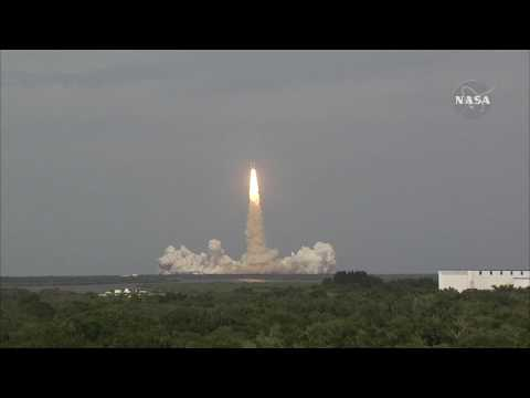 STS - 127 Launch Replay - SLF TV Tower 1 (TV-11) - HD