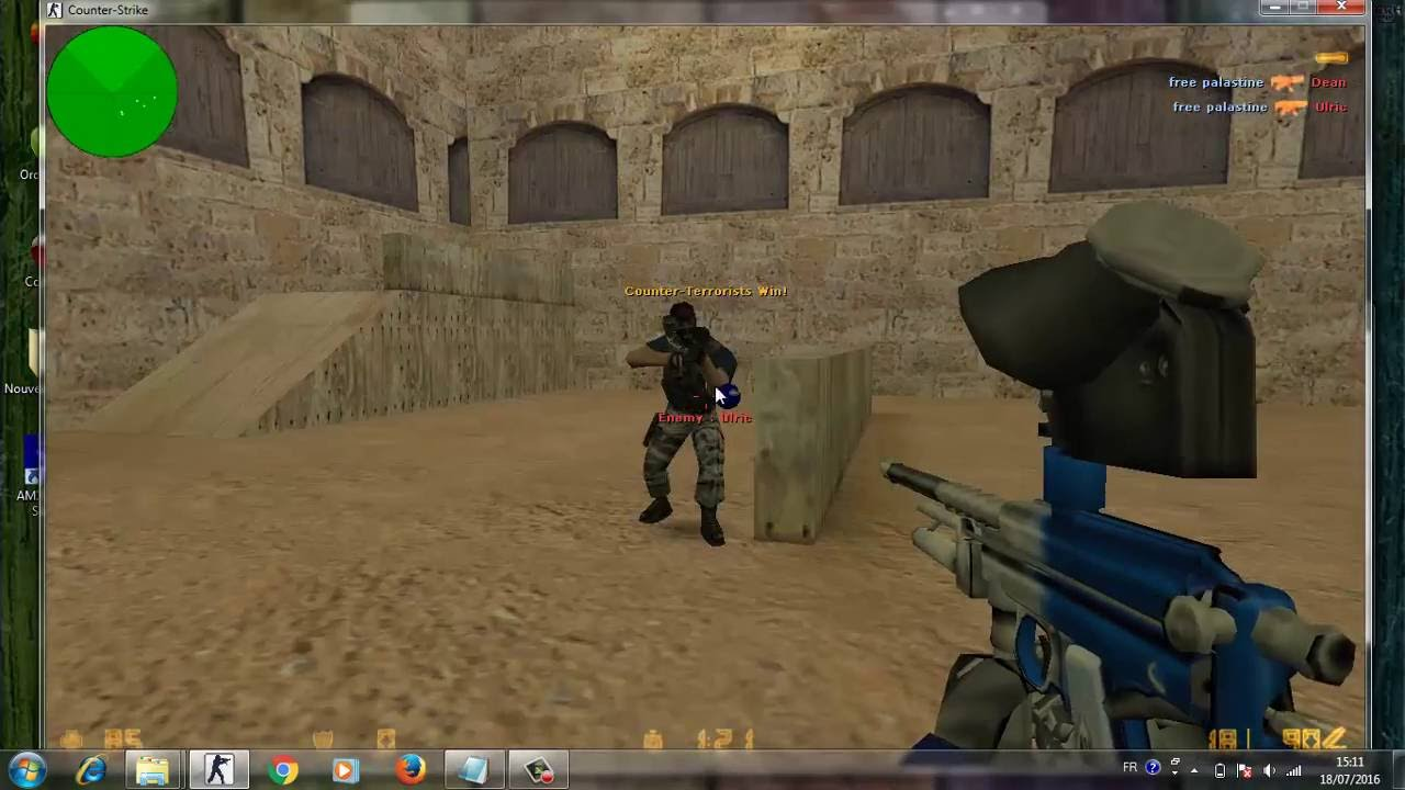 Counter strike 1. 6 mod paintball download, work 100% youtube.