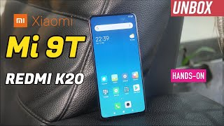 Xiaomi Mi 9T | Redmi K20 Unboxing | Review | Comparison with iPhone X