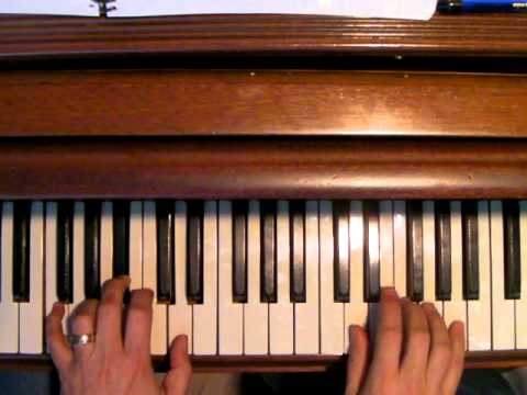 Summertime chords and melody (Jazz Piano lesson preview) - YouTube