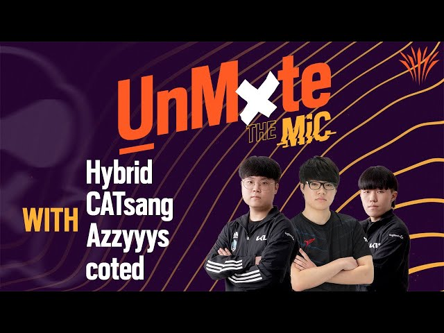 UnMute The Mic: APACL Stage 1 - Playdays 3, 4 & 5