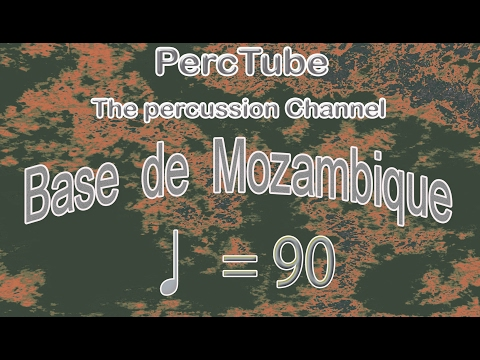 Base de Mozambique a 90 BPM