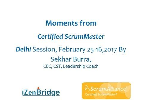 CSM Delhi: Certified Scrum Master (CSM) Certification