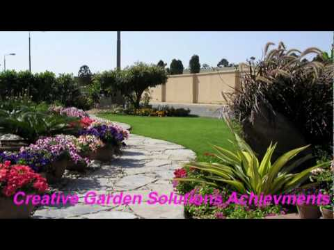 CREATIVE GARDEN SOLUTIONS Pakistanmpg YouTube - House garden pictures in pakistan