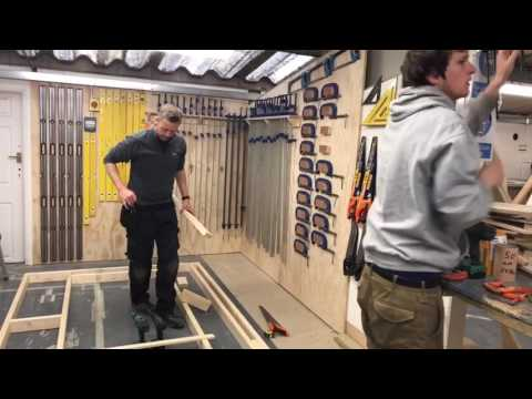 Carpentry and Joinery Courses at Able Skills