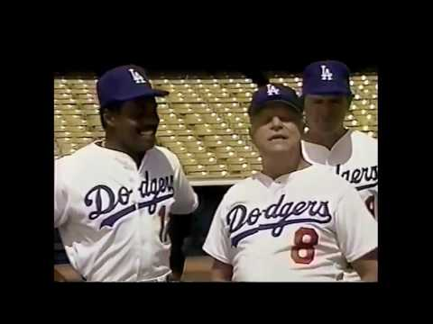 Don Rickles @ Dodgers