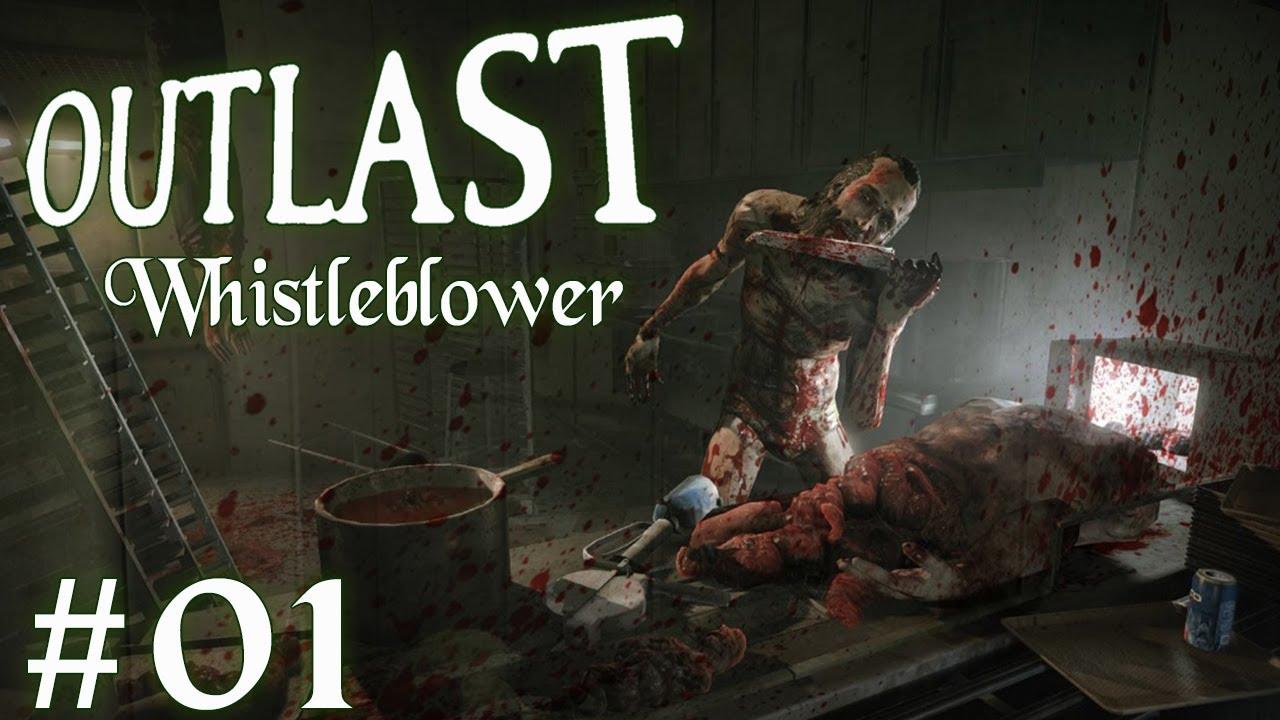 Outlast: whistleblower dlc for mac pro