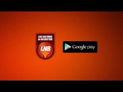 Aplicación Oficial de la Liga Nacional de Basquetbol Argentina Temporada 2014/15