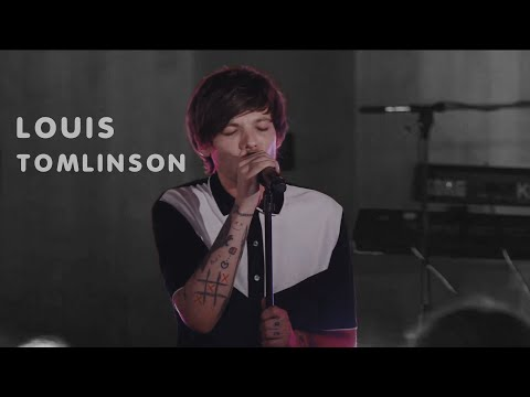 """""""Louis Tomlinson can't sing?"""" 