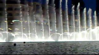 Мир прекрасного Музыкальные фонтаны в Дубае