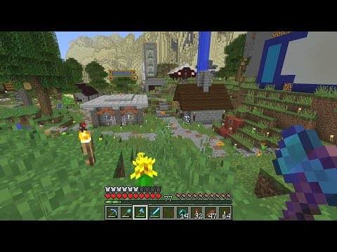 SAMLAR ENDERPEARLS | Minecraft Let's Play #140
