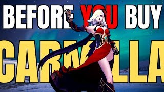 HERO 👏 REVIEW 👏 | CARMILLA IN DEPTH | Release Jan 17 2020 | Mobile Legends