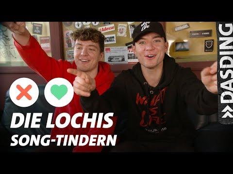 Song-Tindern: Die Lochis – Capital Bra, Cro, Kraftklub und die Mama von Niki Lauda | DASDING